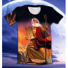 Футболка Моисей