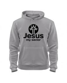 Толстовка Иисус мой Спаситель