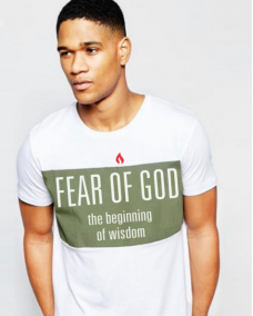 Футболка Fear of God