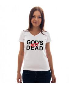 Футболка Бог не умер